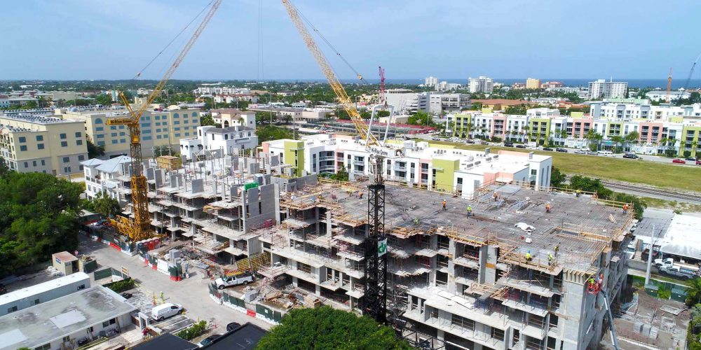 111 first delray condominium