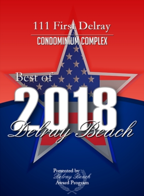 111 first delray beach condos best of delray award